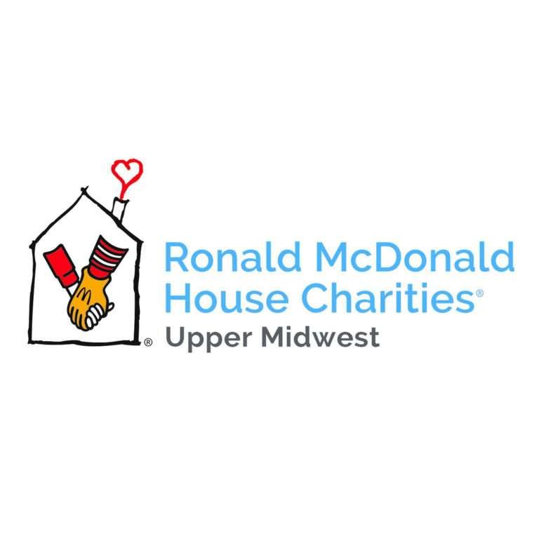Ronald McDonald House Upper Midwest Logo